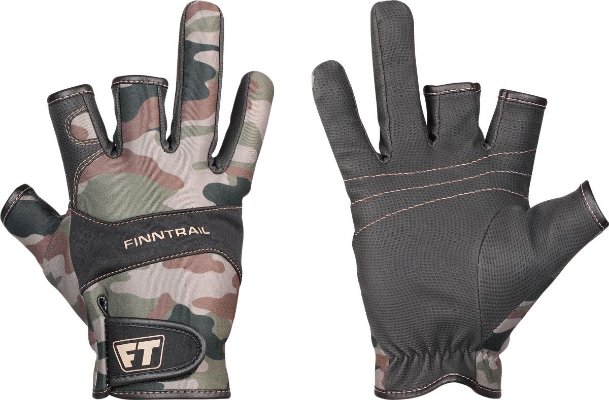 Перчатки для рыбалки Finntrail