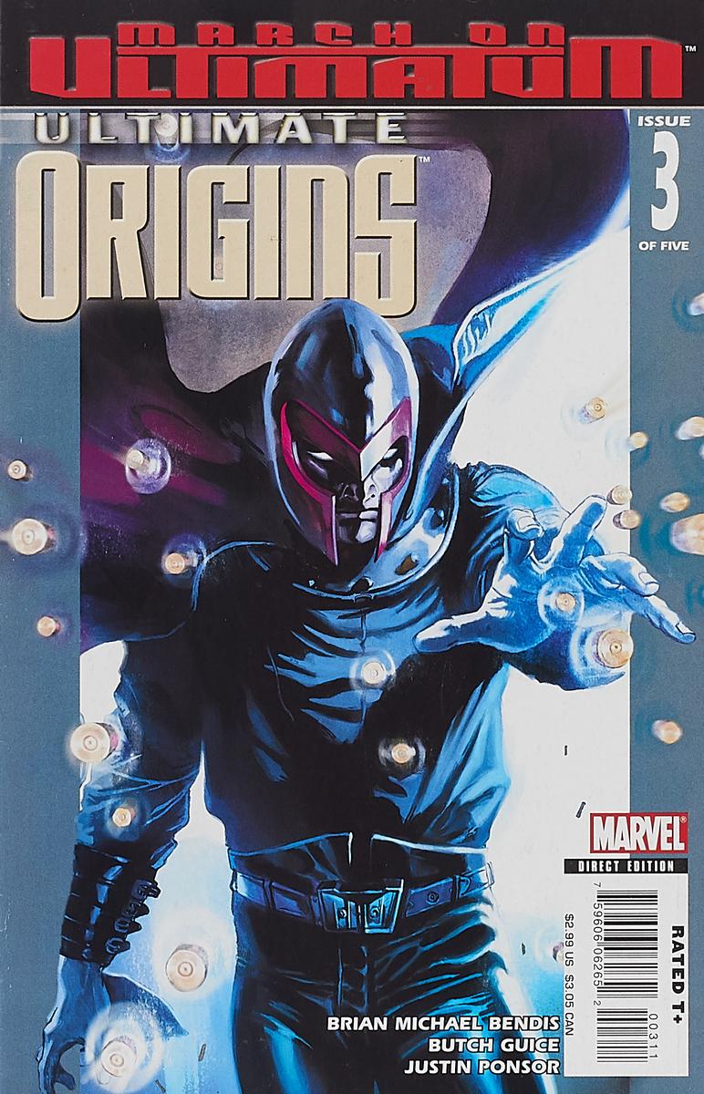 коллектив авторов Ultimate Origins #3b