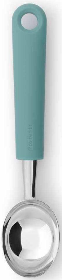 """Ложка для мороженого Brabantia """"Tasty Colours"""", цвет: мятный. 106248"""
