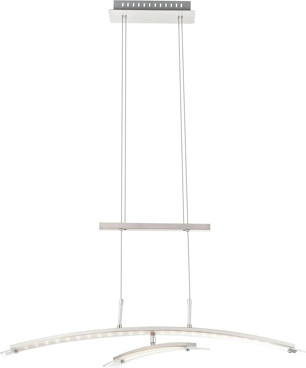 Подвесной светильник Globo, LED, 19,2 Вт подвесной светильник globo new 49350d1 led 28 вт