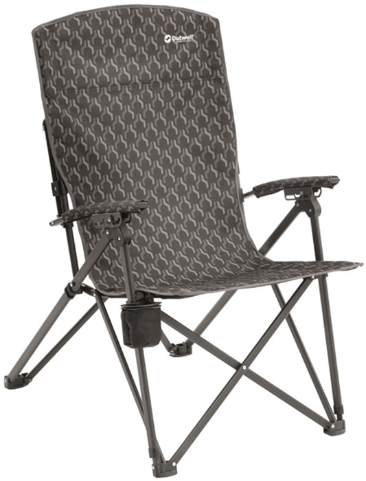 цена на Кресло складное Outwell Harber Hills Black, 60 х 85 х 108 см