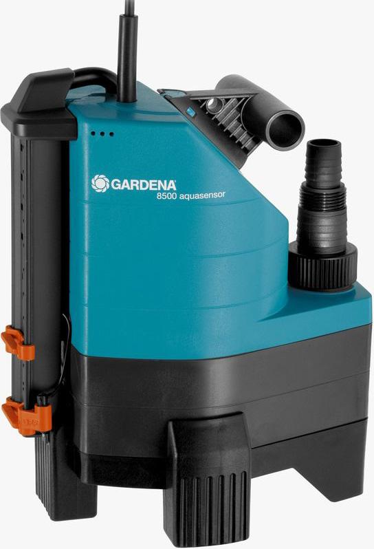 """Насос дренажный Gardena """"8500 Aquasensor Comfort"""", для грязной воды"""