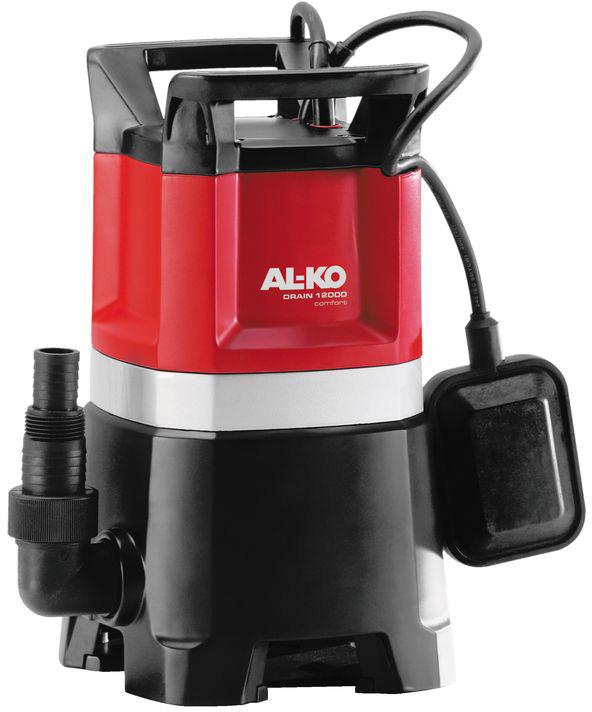 Насос погружной AL-KO Drain 12000 Comfort погружной насос al ko для грязной воды drain 15000 inox