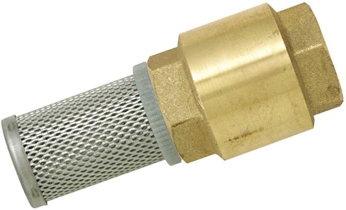 Клапан с фильтром Boutte, неразъемный, 1