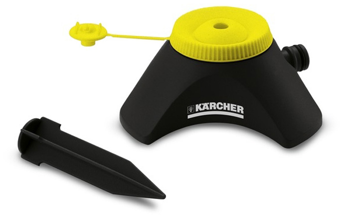 Дождеватель Karcher CS 90. 2.645-025.0 разбрызгиватель многофункциональный karcher ms 100 6 2 645 026