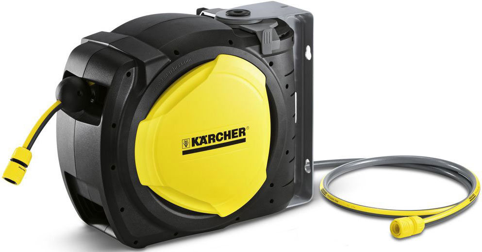 Катушка автоматическая Karcher CR7.220 2.645-218.0 катушка индуктивности jantzen cross coil 16 awg 1 3 mm 0 38 mh 0 21 ohm