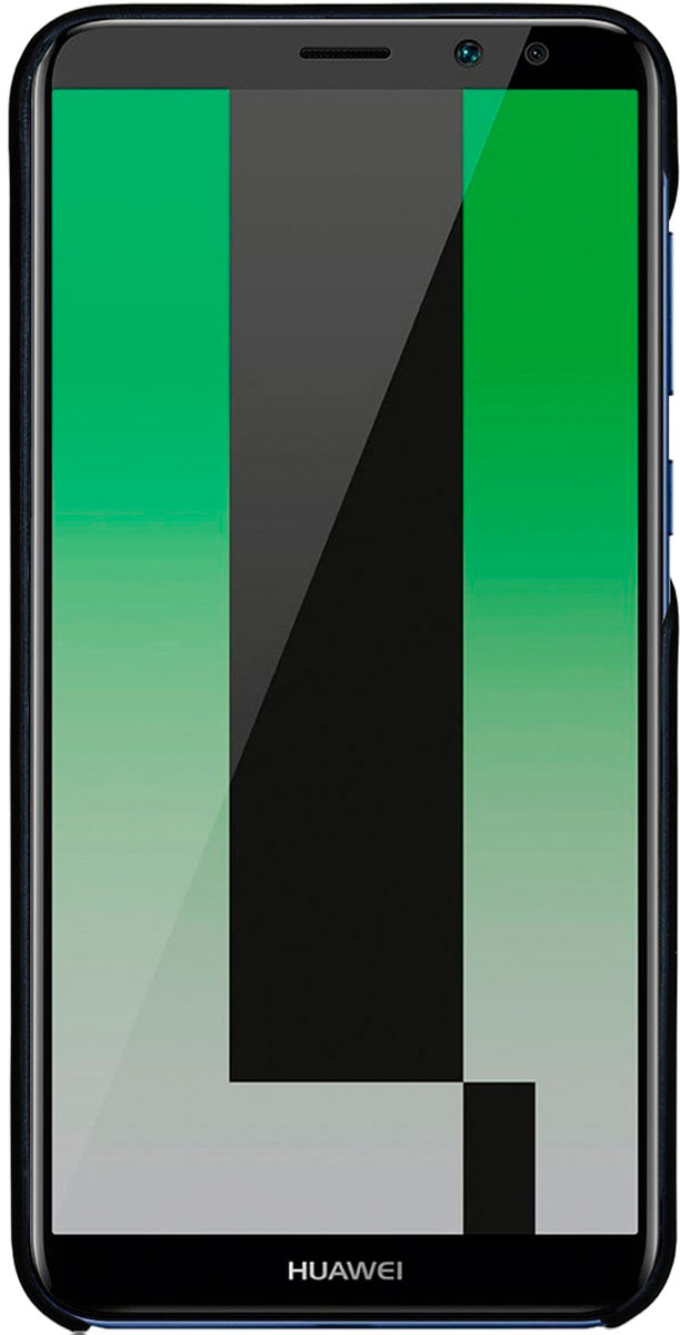 G-Case Slim Premium чехол для Huawei Mate 10 Lite/Nova 2i, Black