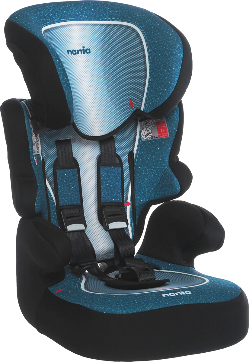 Nania Автокресло Beline SP First Skyline от 9 до 36 кг цвет синий цена