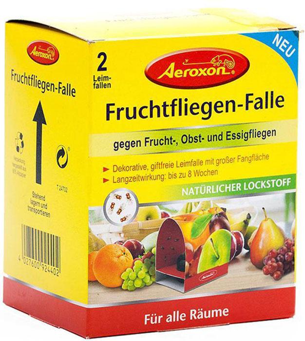 """Ловушка """"Aeroxon"""" для фруктовых мушек, 2 шт"""