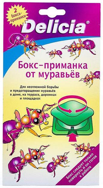 Бокс-приманка для борьбы с муравьями