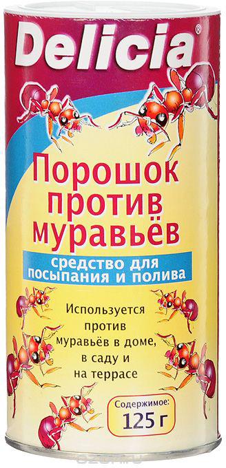 Порошок против муравьев Delicia 125 г .