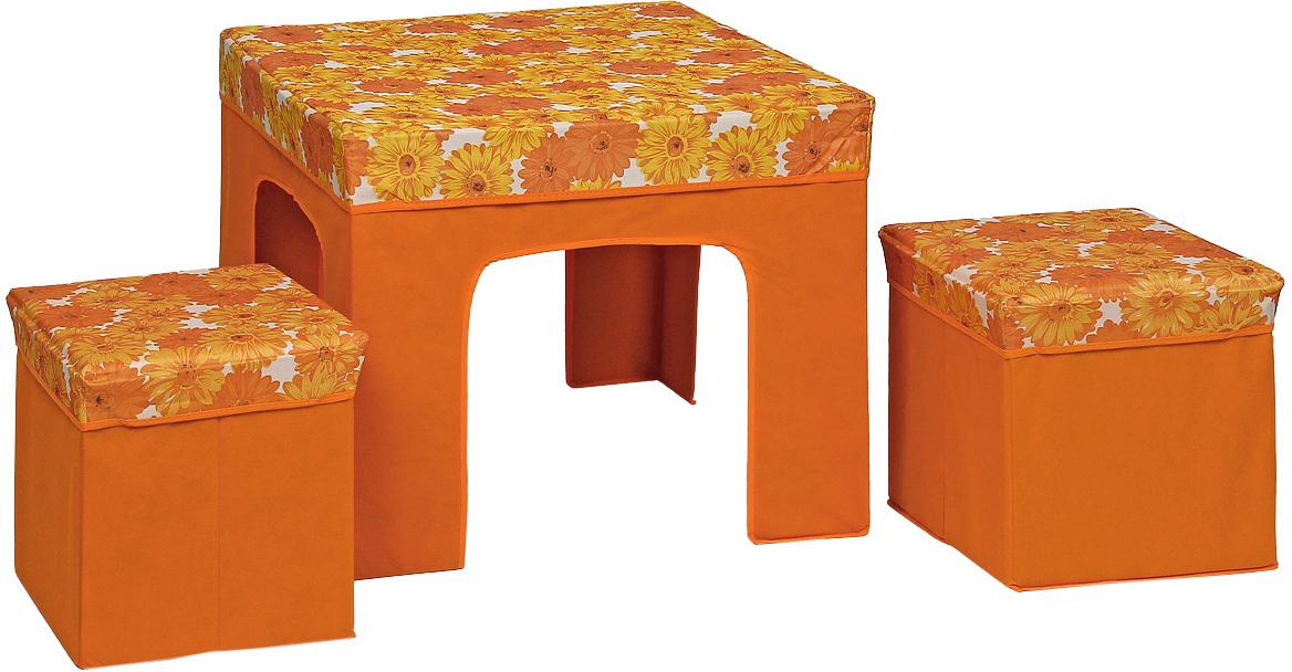 Набор складной мебели Orange, 3 предмета
