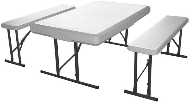 Набор мебели Green Glade, 3 предмета кресло складное green glade m2306 65 см х 66 см х 95 см