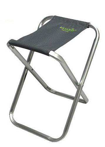Стул складной Norfin Tampere NF Alu, цвет: серый, 34 см х 33 см х 46 см стул складной 400х300х300 мм