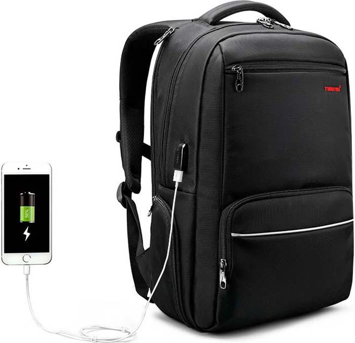 Tigernu T-B3319 Black, рюкзак для ноутбука 15.6