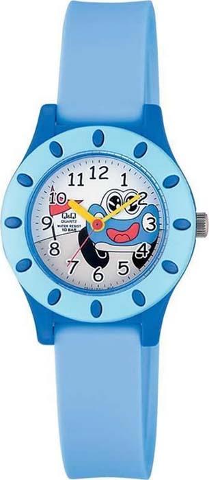 Часы наручные детские Q&Q, цвет: синий. VQ13-001 q and q q868 001