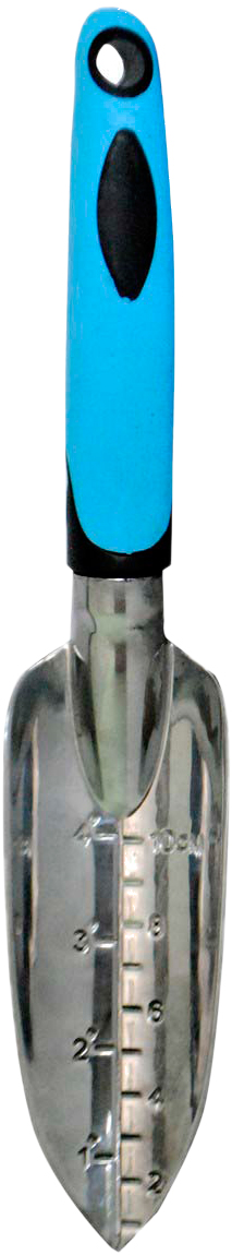 Совок садовый Грин Бэлт, из нержавеющей стали. 06-015 совок посадочный доляна цвет черный голубой длина 33 см 1773749