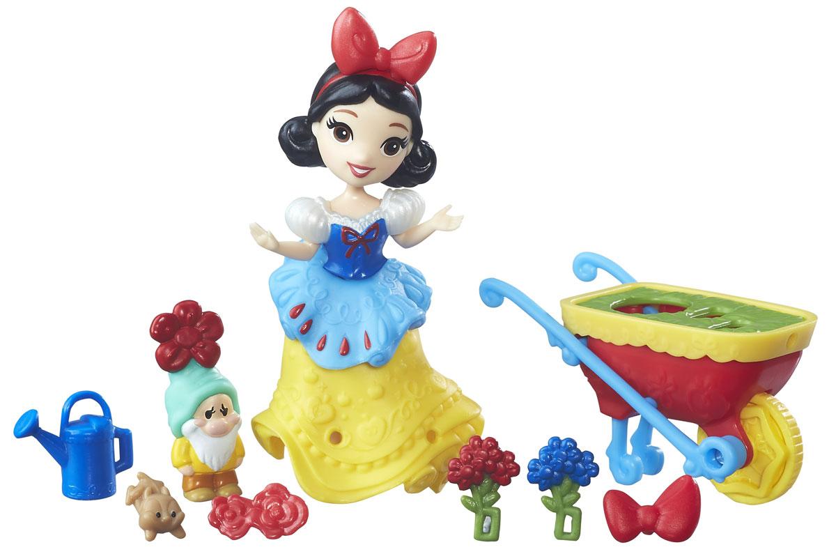 Disney Princess Набор фигурок Белоснежка с аксессуарами