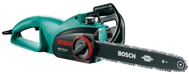 Цепная пила Bosch AKE 40-19 S 0600836F03 цепная пила bosch ake 35 19 s