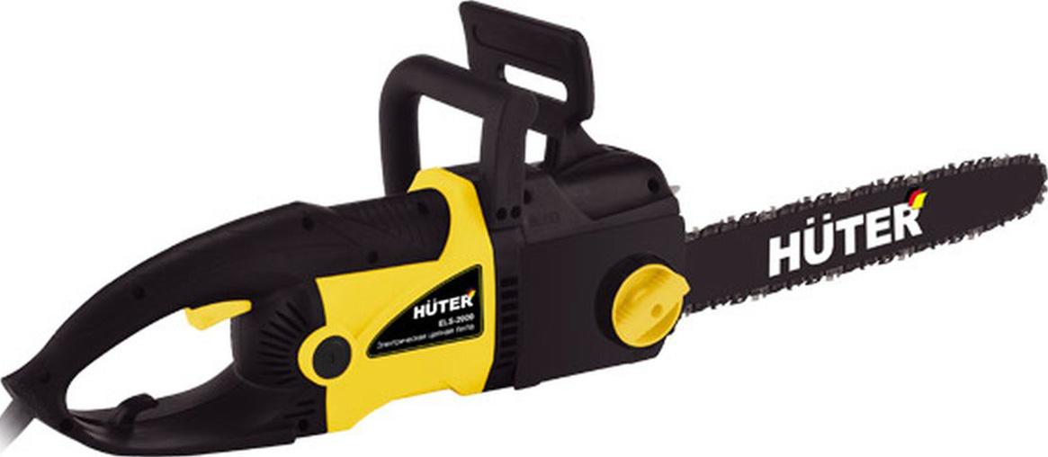 Цепная пила Huter ELS-2400 electric chain saw huter els 2400