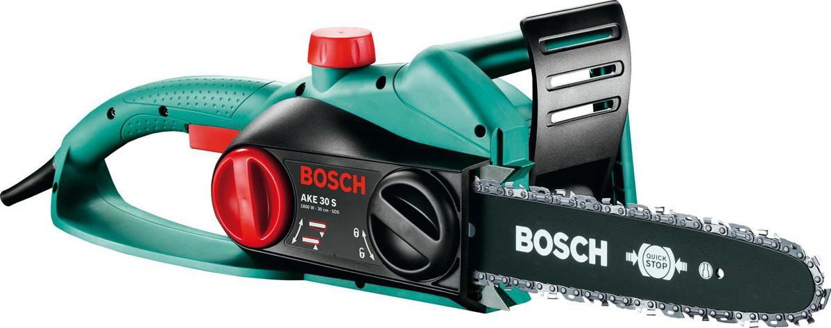 "Цепная пила Bosch ""AKE 30 S"". 0600834400"