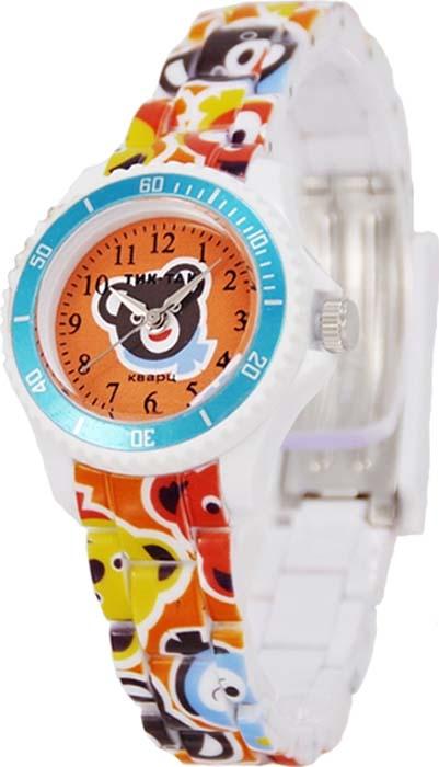 Часы наручные детские Тик-Так Медвежата, цвет: оранжевый. 109-3 часы trussardi trussardi tr002dweftd4
