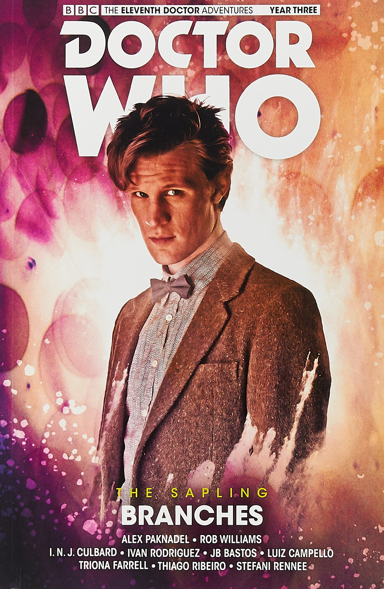 Doctor Who: Volume 3: The Sapling: Branches