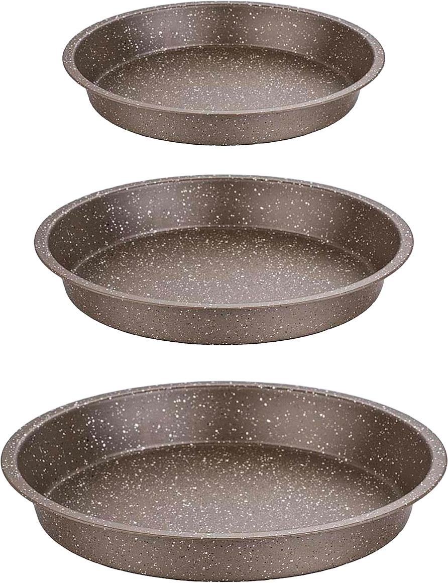 """Набор форм для выпечки Zeidan """"Gravel"""", 3 шт"""