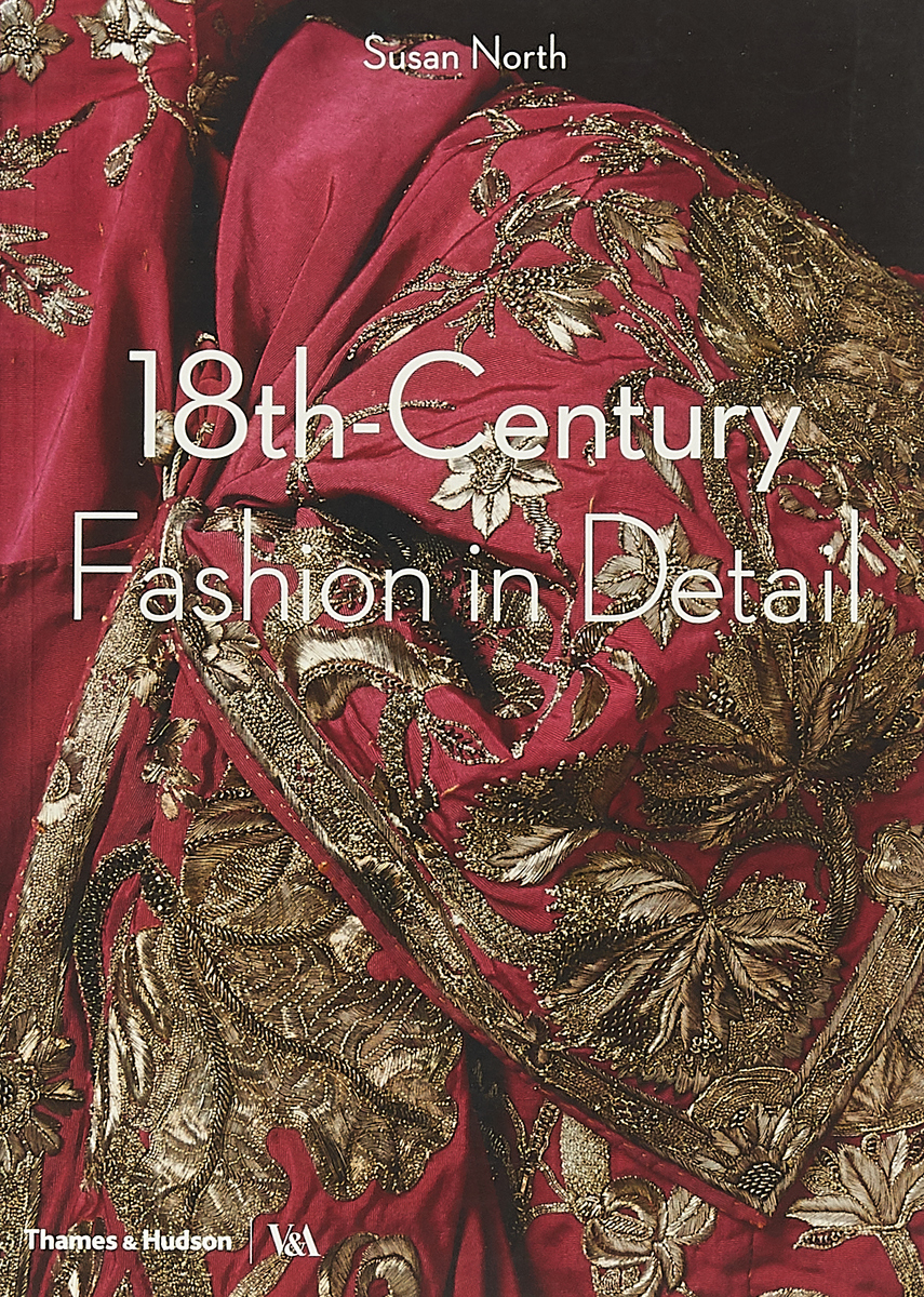 18th-Century Fashion in Detail fashion details 4000 drawings