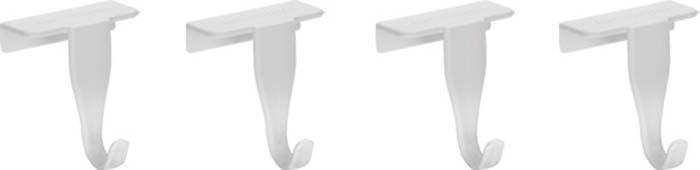 Крючки на дверцы кухонных шкафов Tescoma