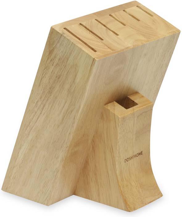 Блок для 6 ножей и ножниц Dosh Home Leo