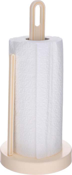 Держатель для бумажных полотенец Berossi Solo, цвет: слоновая кость фен lumme lu 1053 бронзовый агат