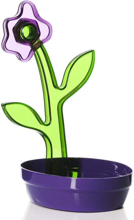 "Подставка под ложку ""Herevin"", цвет: фиолетовый"
