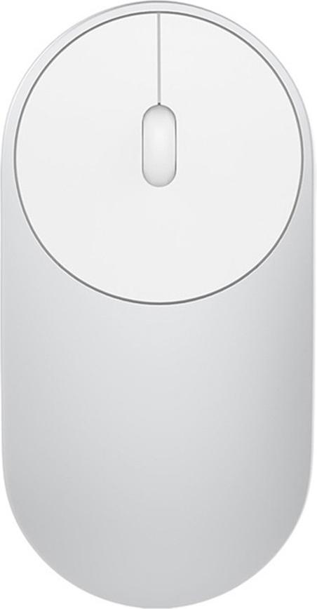 Фото - Мышь Xiaomi Mi Portable Mouse XMSB02MW, Silver беспроводная mi portable mouse silver