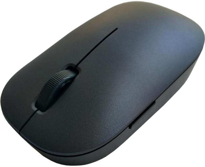 Мышь Xiaomi Mi Wireless Mouse WSB01TM, Black беспроводная xiaomi mi metal aluminium alloy slim mouse pad