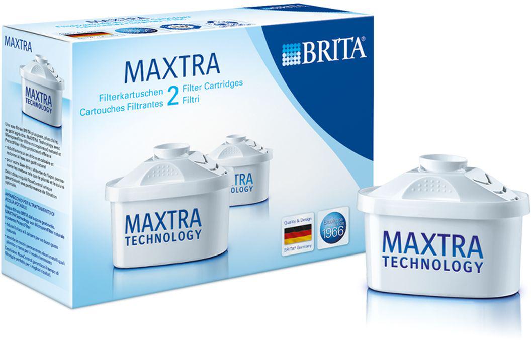 """Картридж фильтрующий Brita """"Maxtra. Универсальный"""", 2 шт"""