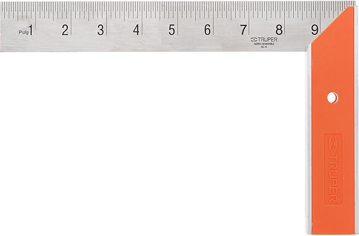 Угольник столяра Truper, 25,5 см х 16,5 см