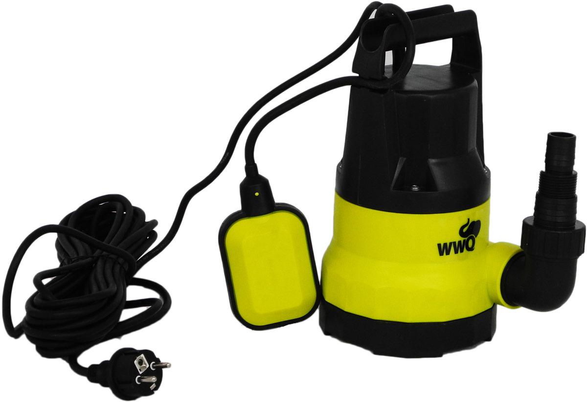 Насос дренажный WWQ ND-400 насос дренажный wwq nd 400