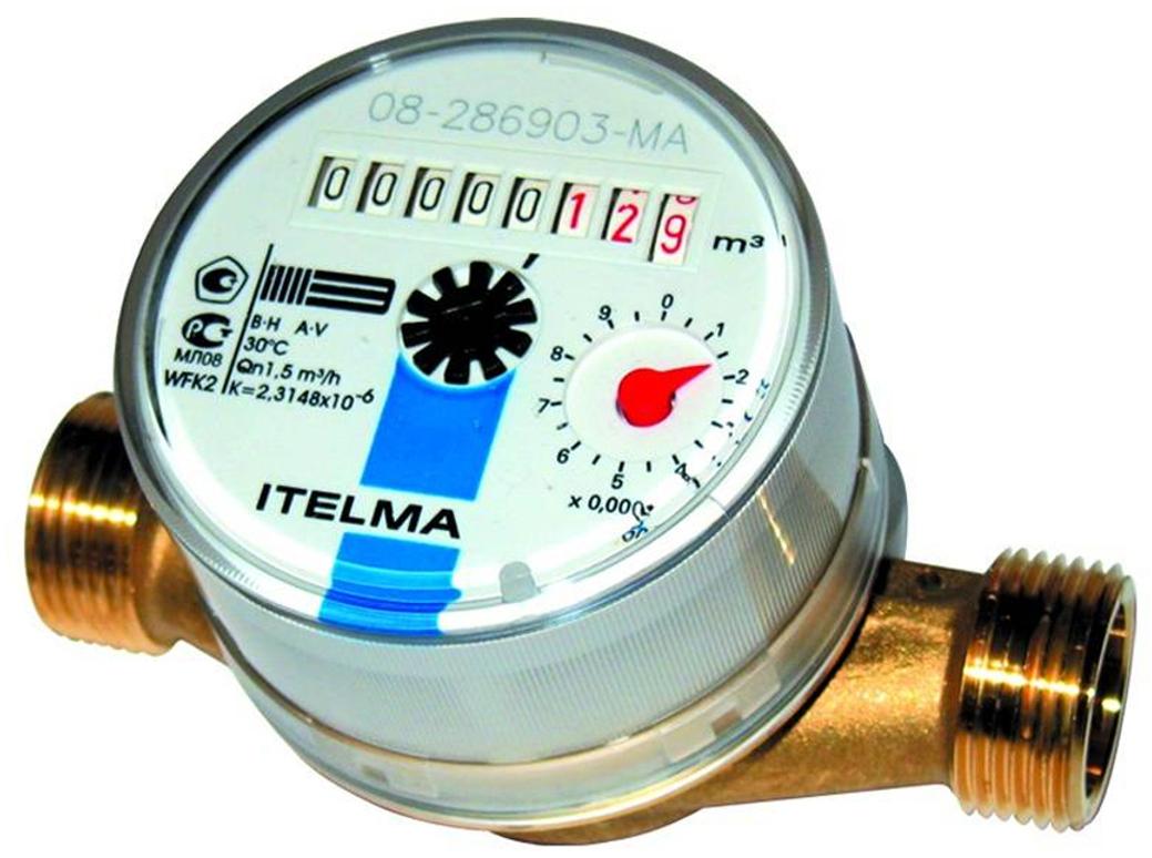 Счетчик холодной воды ITELMA WFK20.D110 цены