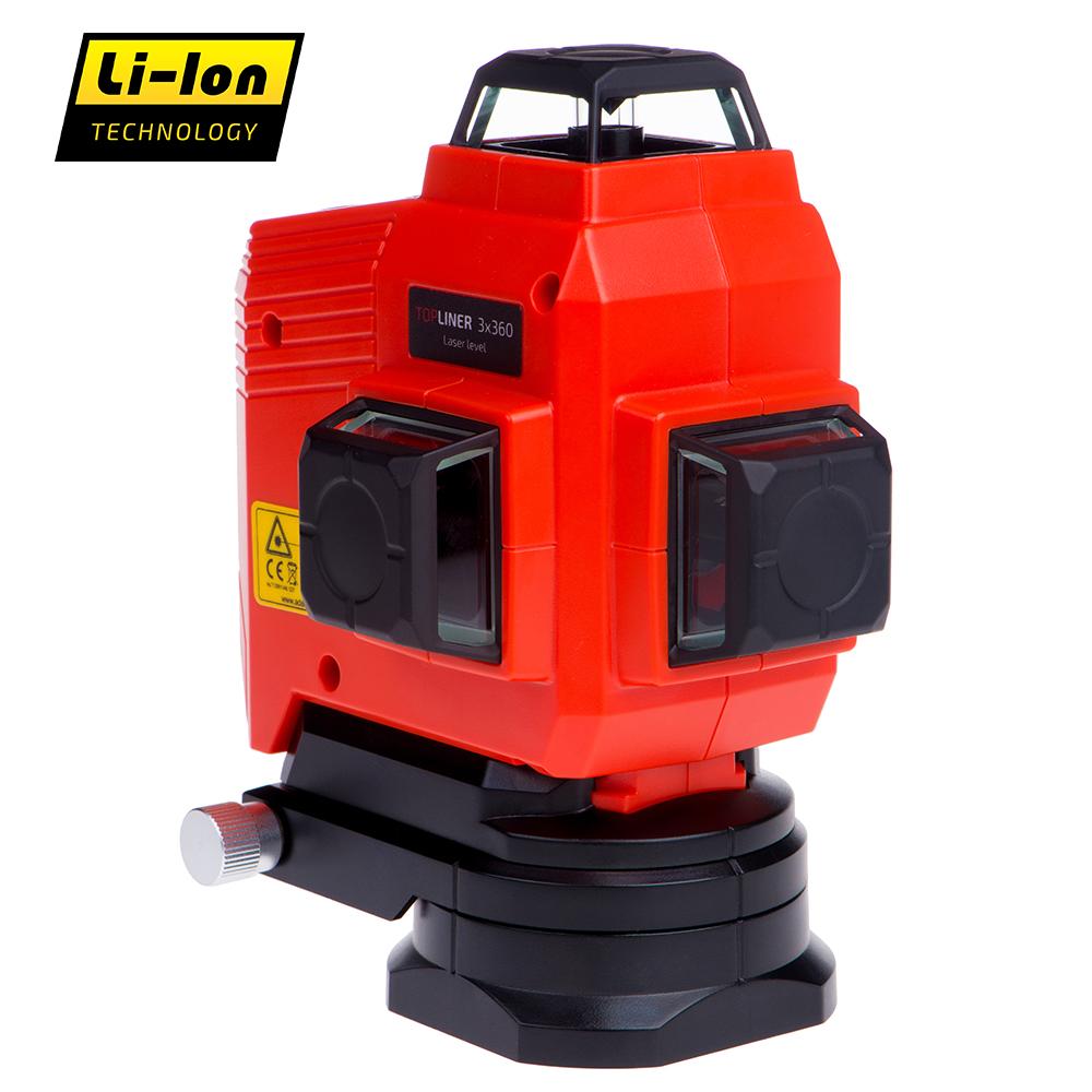 цена на Построитель лазерных плоскостей ADA TopLiner 3x360