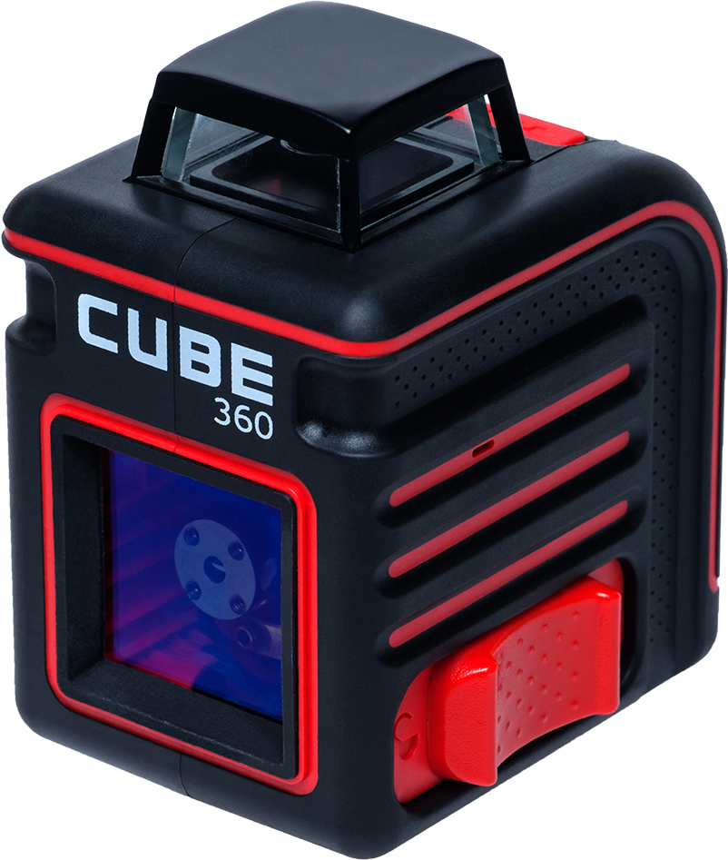 """Построитель лазерных плоскостей ADA """"Cube 360 Basic Edition"""""""