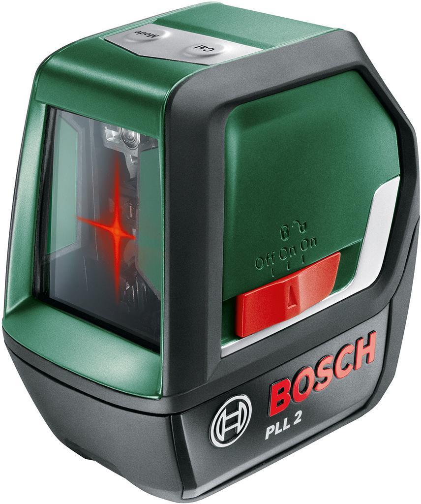 Лазерный нивелир Bosch PLL 2 (0603663420) нивелир bosch pll 2 set 0 603 663 401