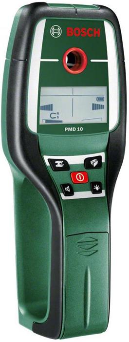 Детектор металла Bosch PMD 10 (0603681020) детектор bosch pmd 7 0 603 681 121