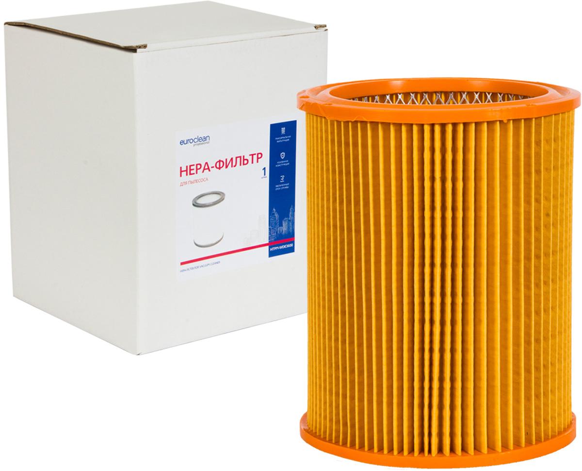 Euroclean HTPM-WDE3600 фильтр складчатый для сухой пыли к пылесосам Hitachi (аналог 710060)