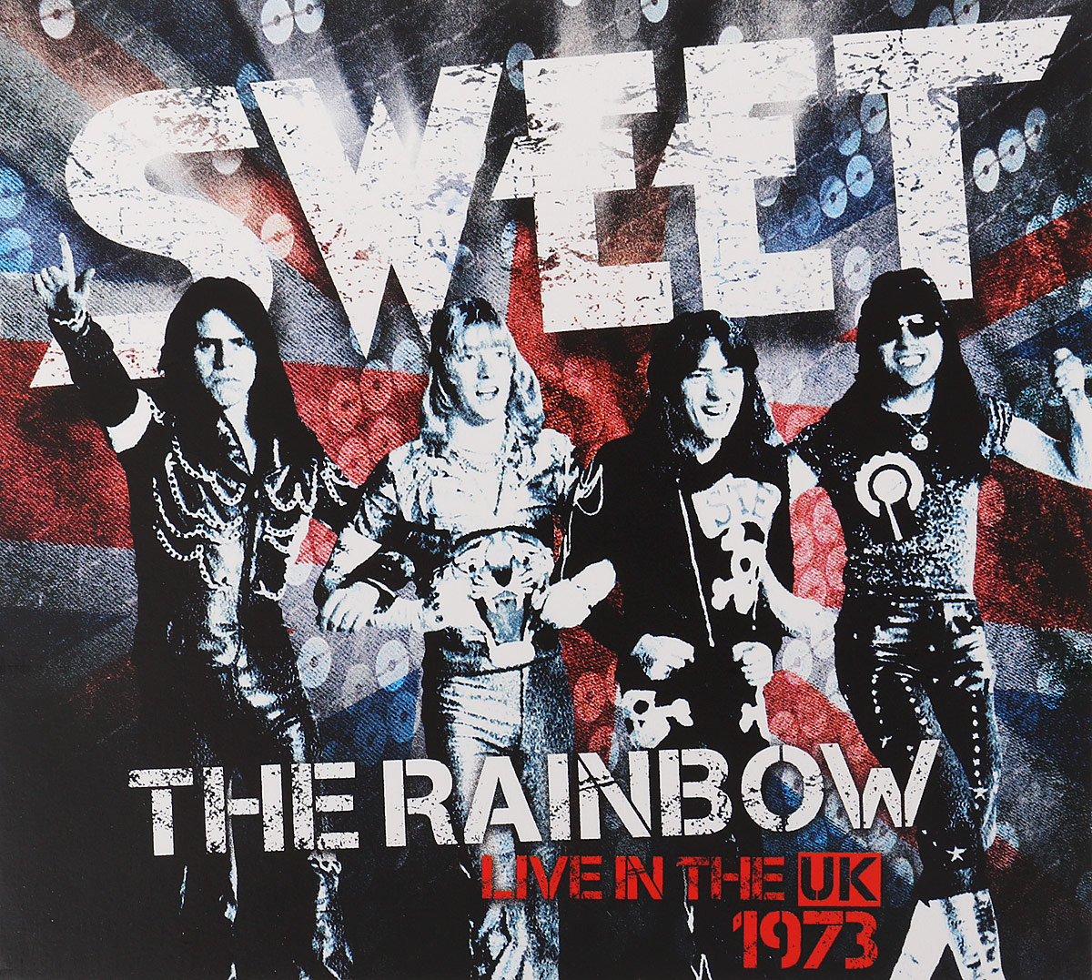 Sweet Sweet. The Rainbow Live In The Uk (New Extended Version) sweet sweet live in concert 1976