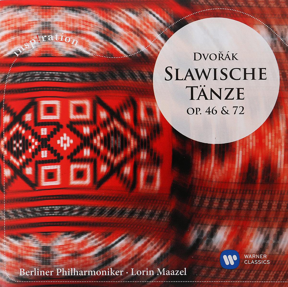 Dvorak. Slawische Tanze. Op. 46 & 72 a von zemlinsky landliche tanze op 1