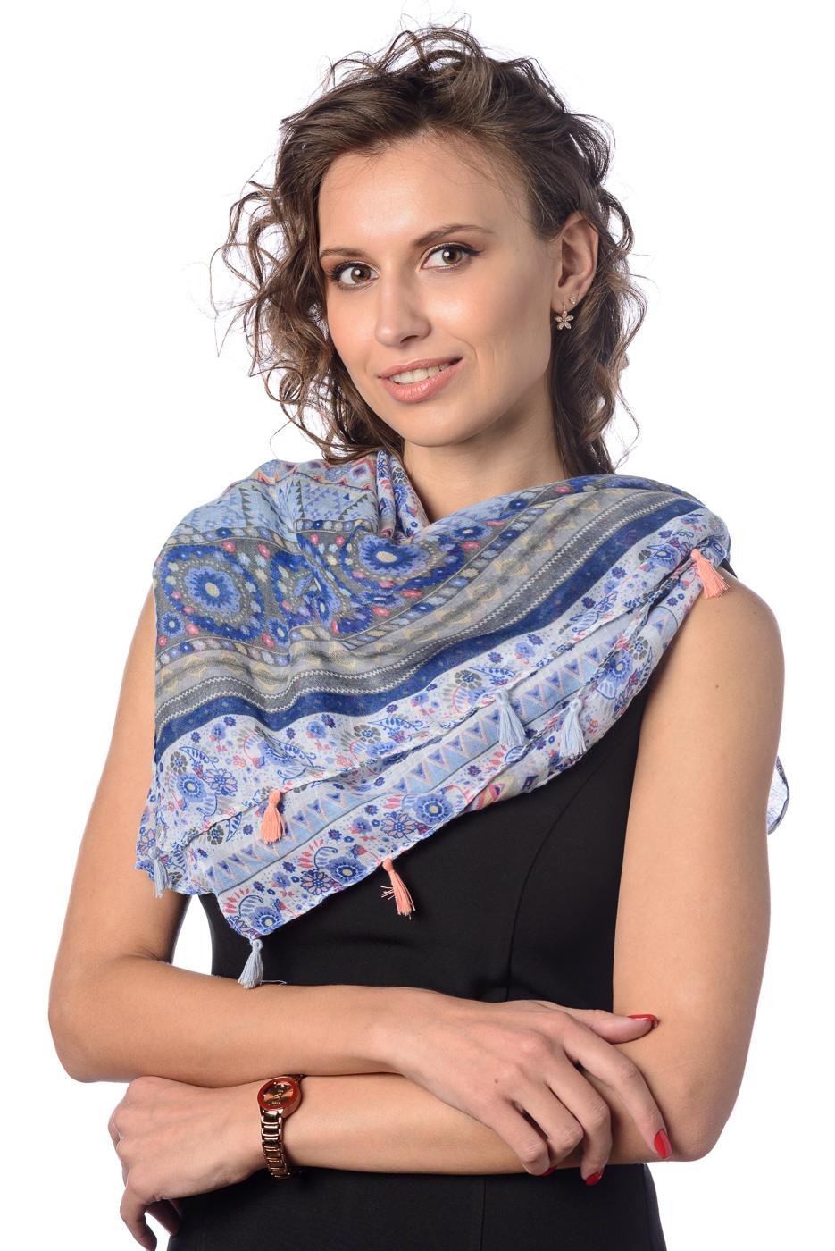 Палантин Nuages палантин женский nuages цвет разноцветный np pc4075 62 размер 75 х 180 см