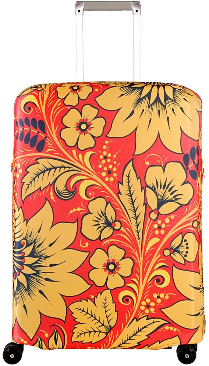 Чехол для чемодана Routemark чехол для чемодана routemark atla цвет мультиколор размер m l 65 74 см