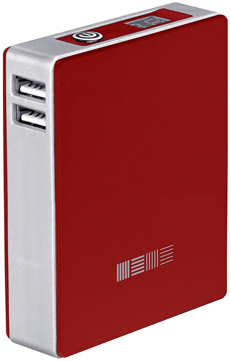 цена Interstep PB78002U, Red внешний аккумулятор (7 800 мАч)