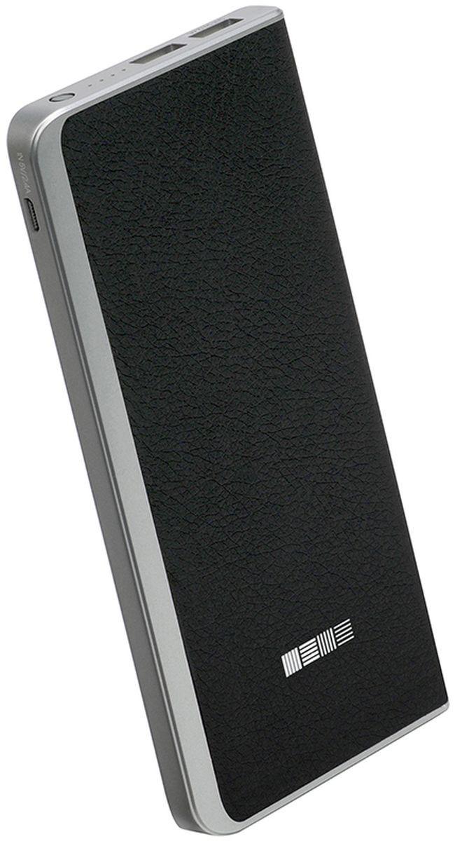 Interstep PB6000, Black внешний аккумулятор (6 000 мАч)